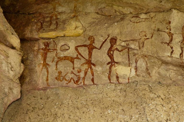 visualización de datos - prehistoria