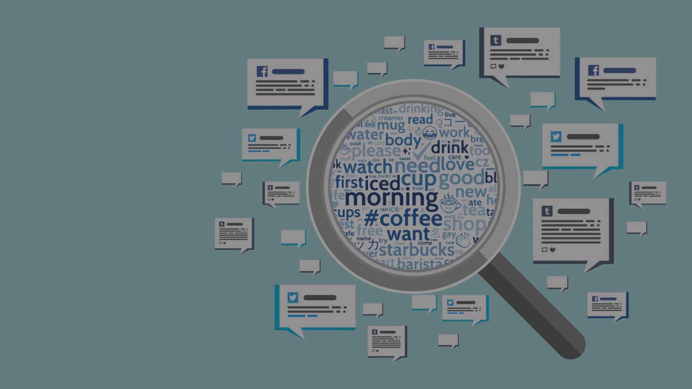 Cómo funciona el análisis de texto en Social Media