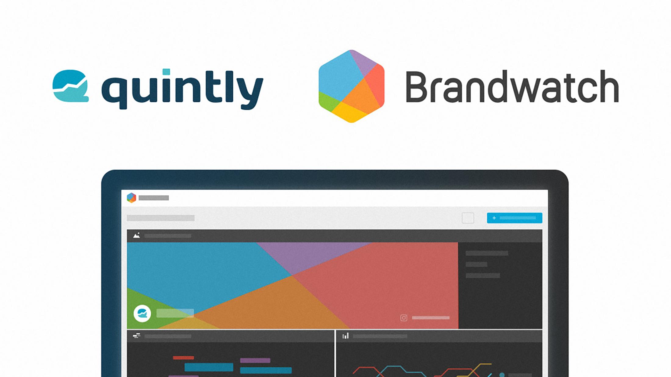 Nuevo partner con el proveedor de social analytics quintly